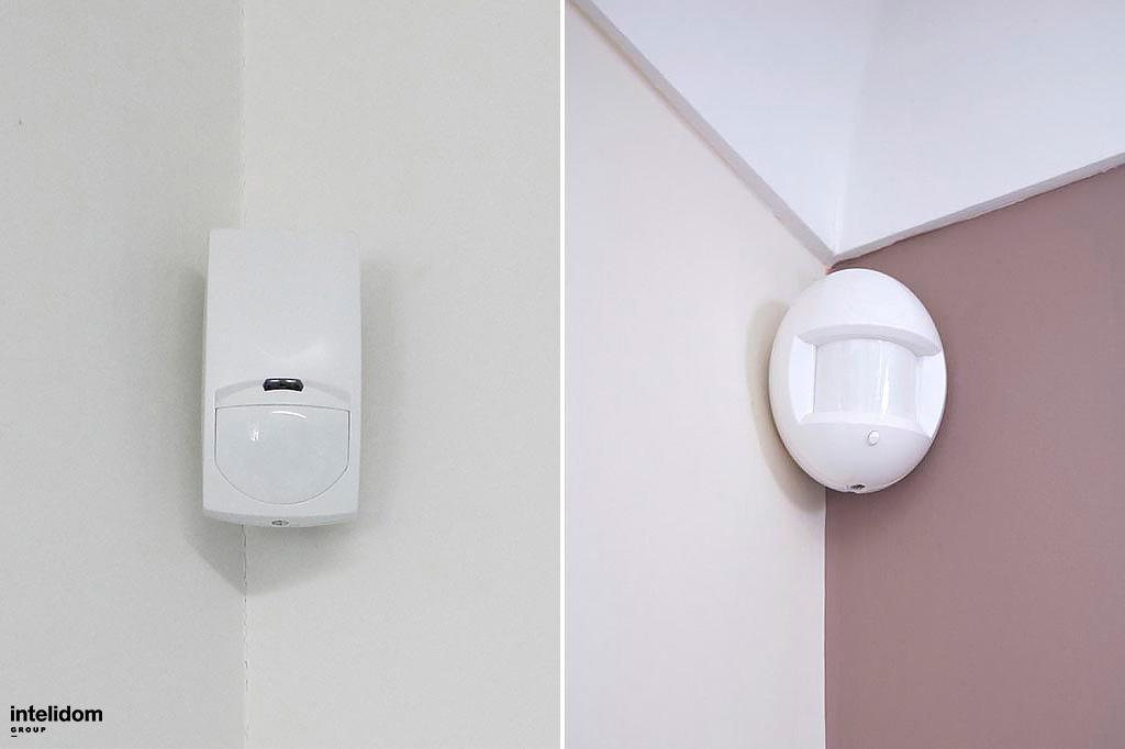 Czujniki w systemach alarmowych – ochrona wewnętrzna