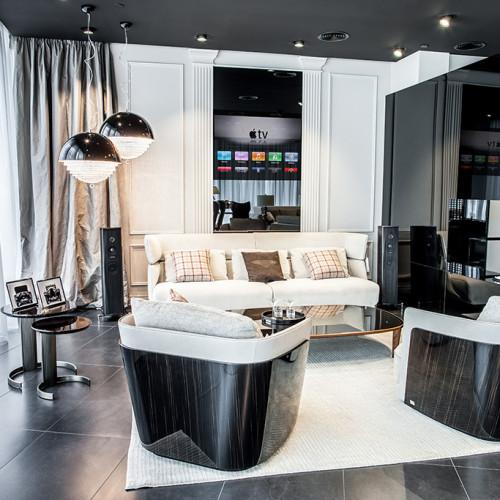 12-LuxArte - salon meblowy Fendi Casa, Warszawa