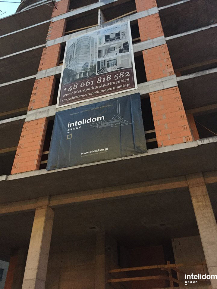 Nasze realizacje – Metropolitan Apartments