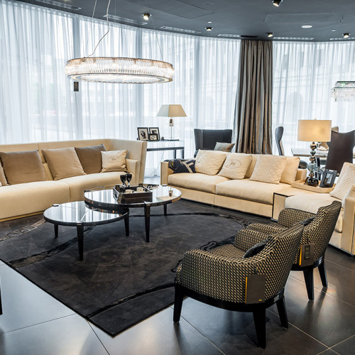 13-LuxArte - salon meblowy Fendi Casa, Warszawa