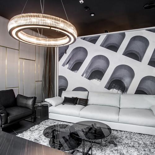 15-LuxArte - salon meblowy Fendi Casa, Warszawa