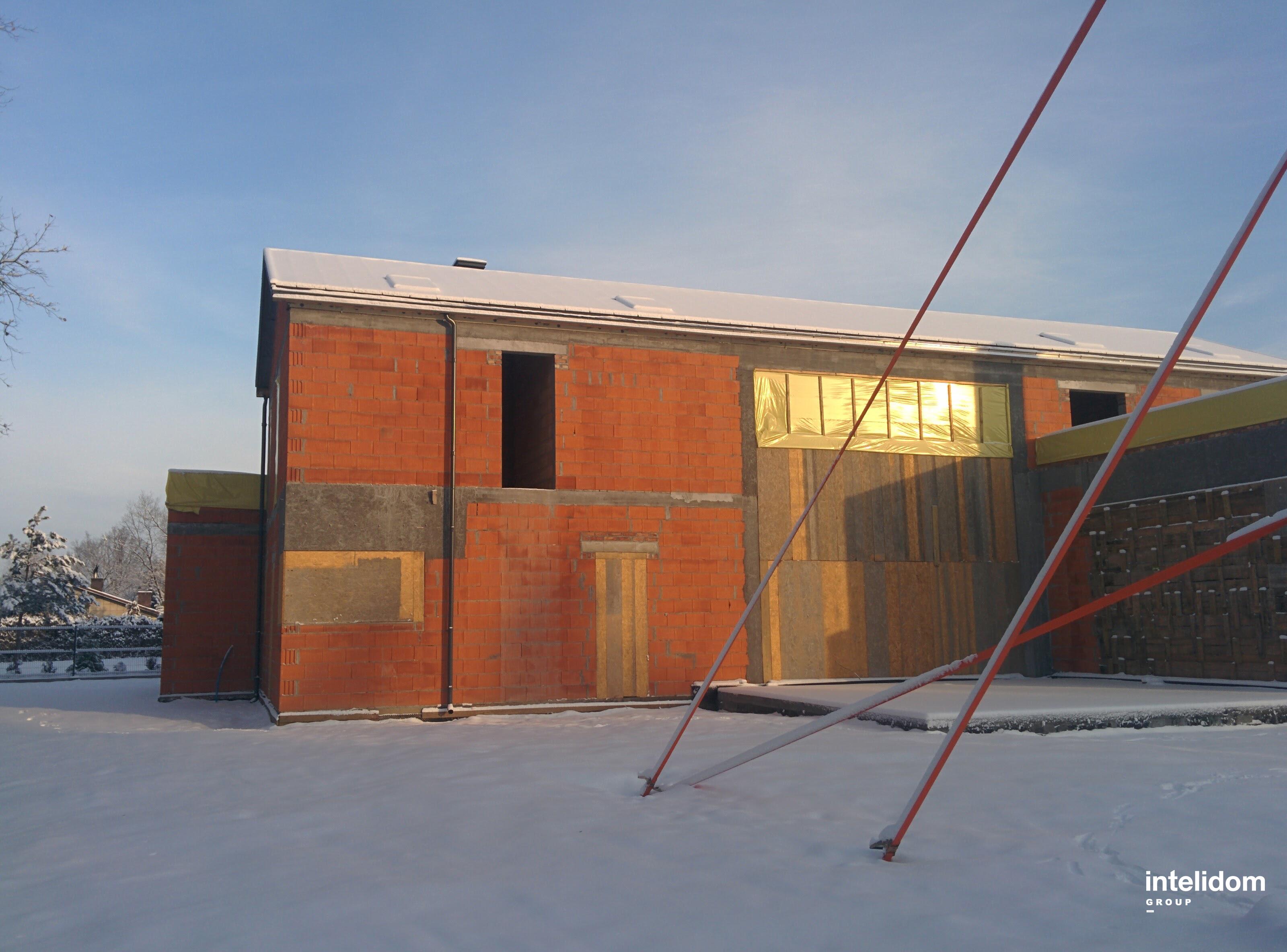 Nasze realizacje – dom, 500 m2 okolice Warszawy