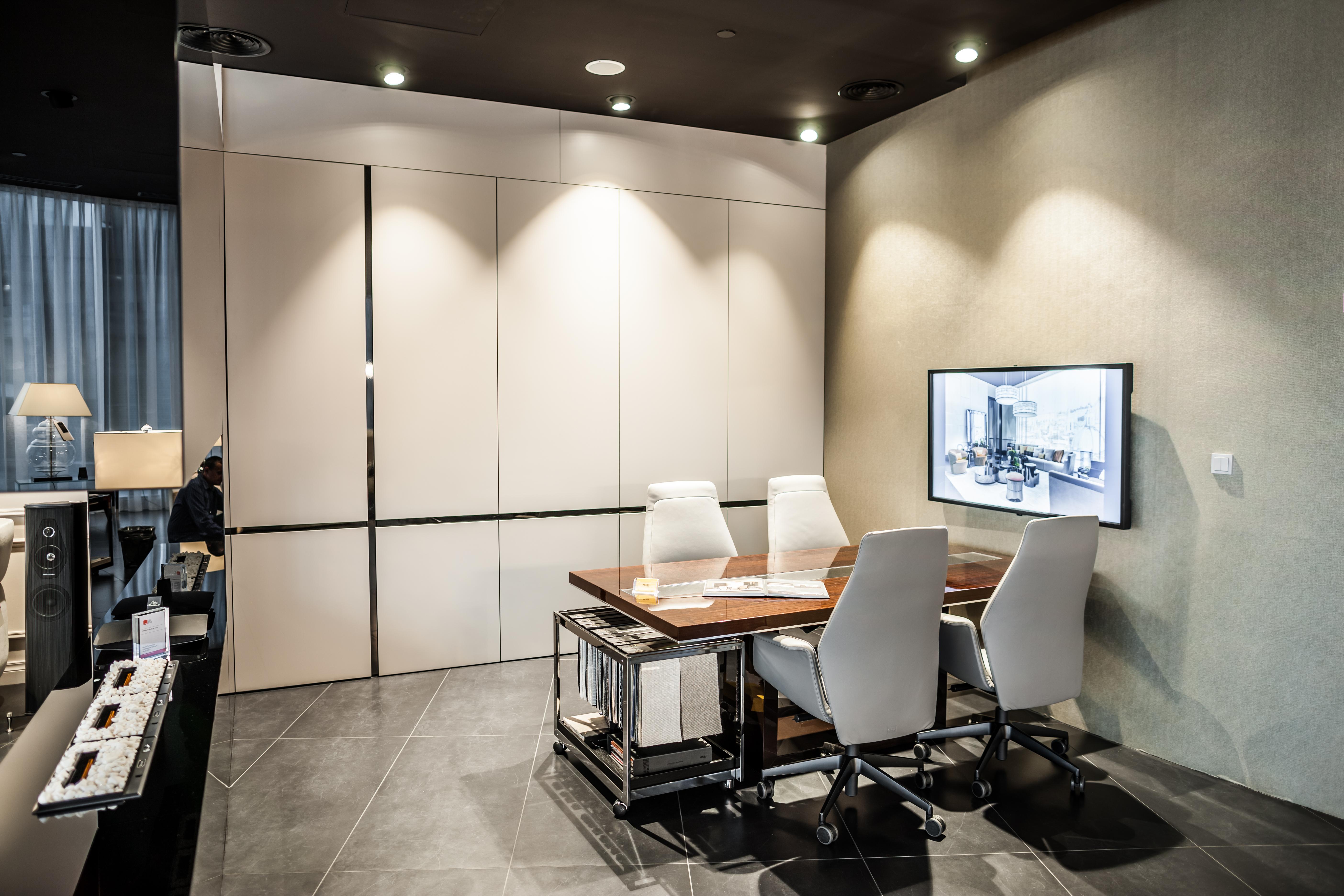 Nasze realizacje – warszawski salon Luxarte