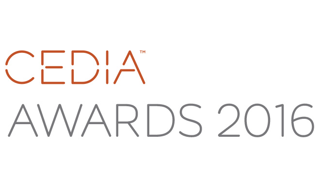 CEDIA Awards 2016