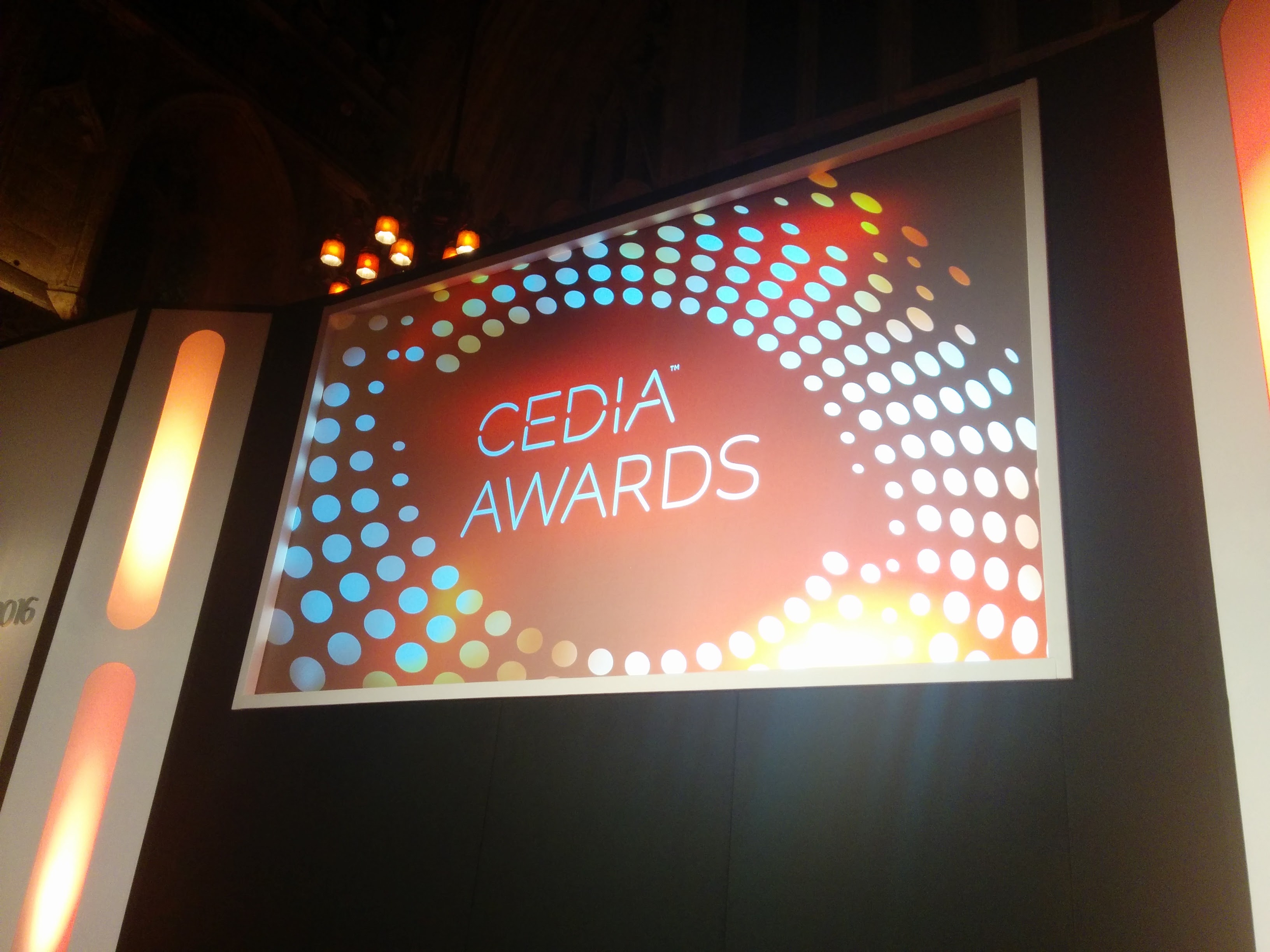CEDIA Awards 2016 Yearbook