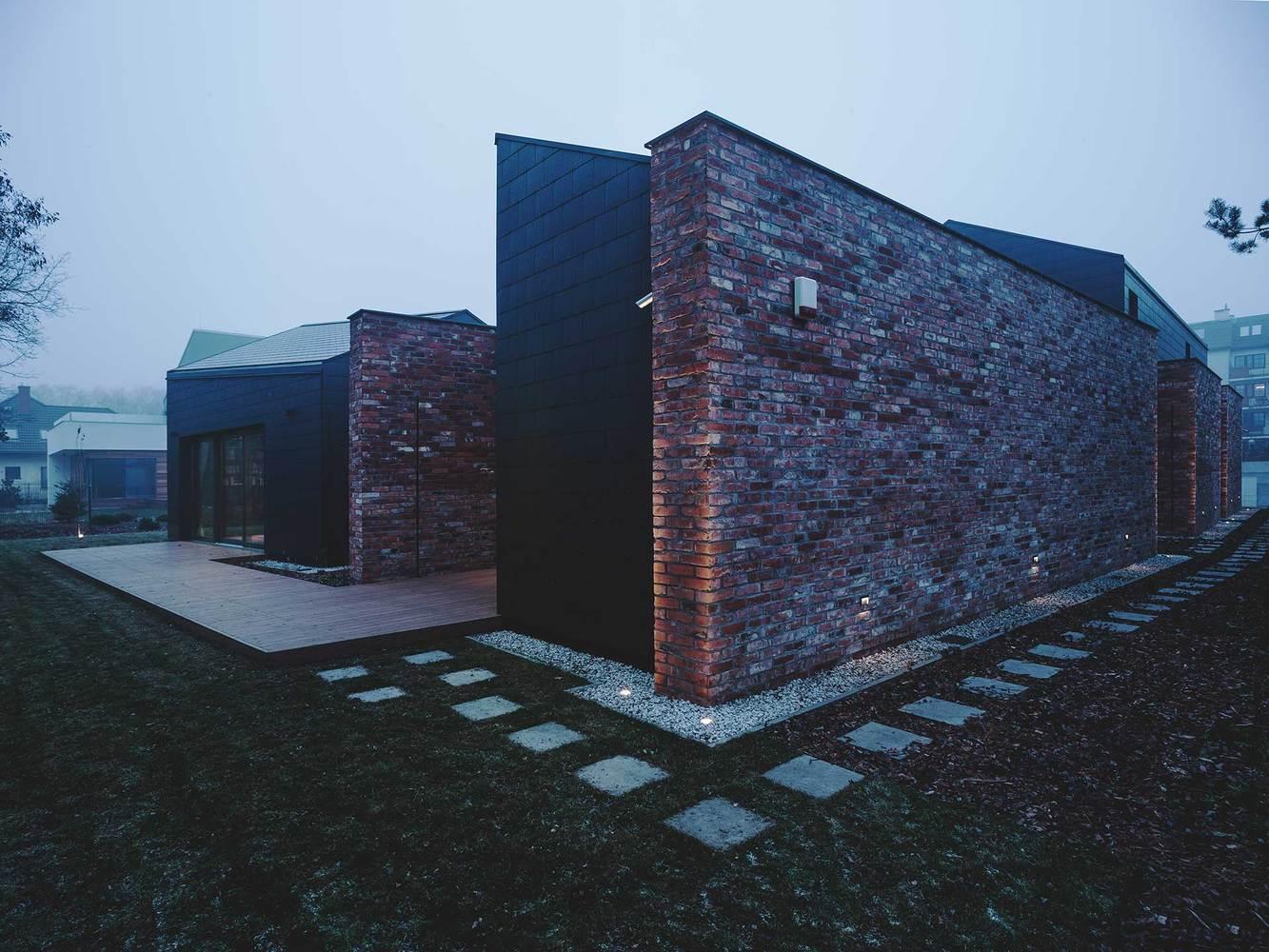 Projekt arch. Włodzimierza Sidorczuka – Comdesigne